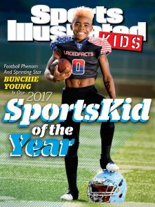 Sports Illustrated Kids.