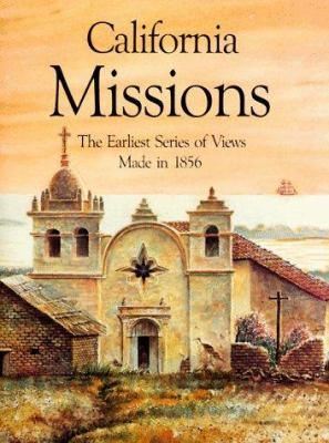 California missions : the journal and drawings of Henry Miller.