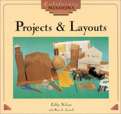 Projects and layouts : California missions